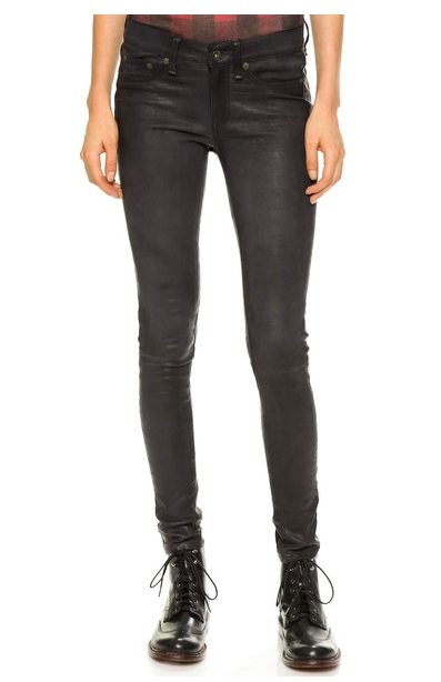 Rag & Bone Leather Pants